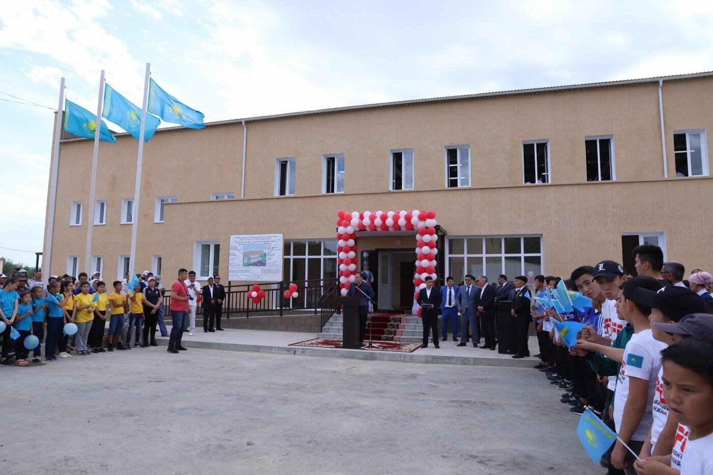 Спортивно-оздоровительный комплекс и бассейн открыли в Бейнеу, фото-1