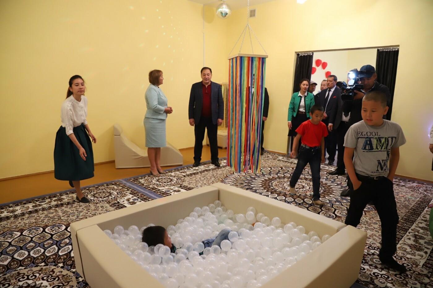 Спортивно-оздоровительный комплекс и бассейн открыли в Бейнеу, фото-6