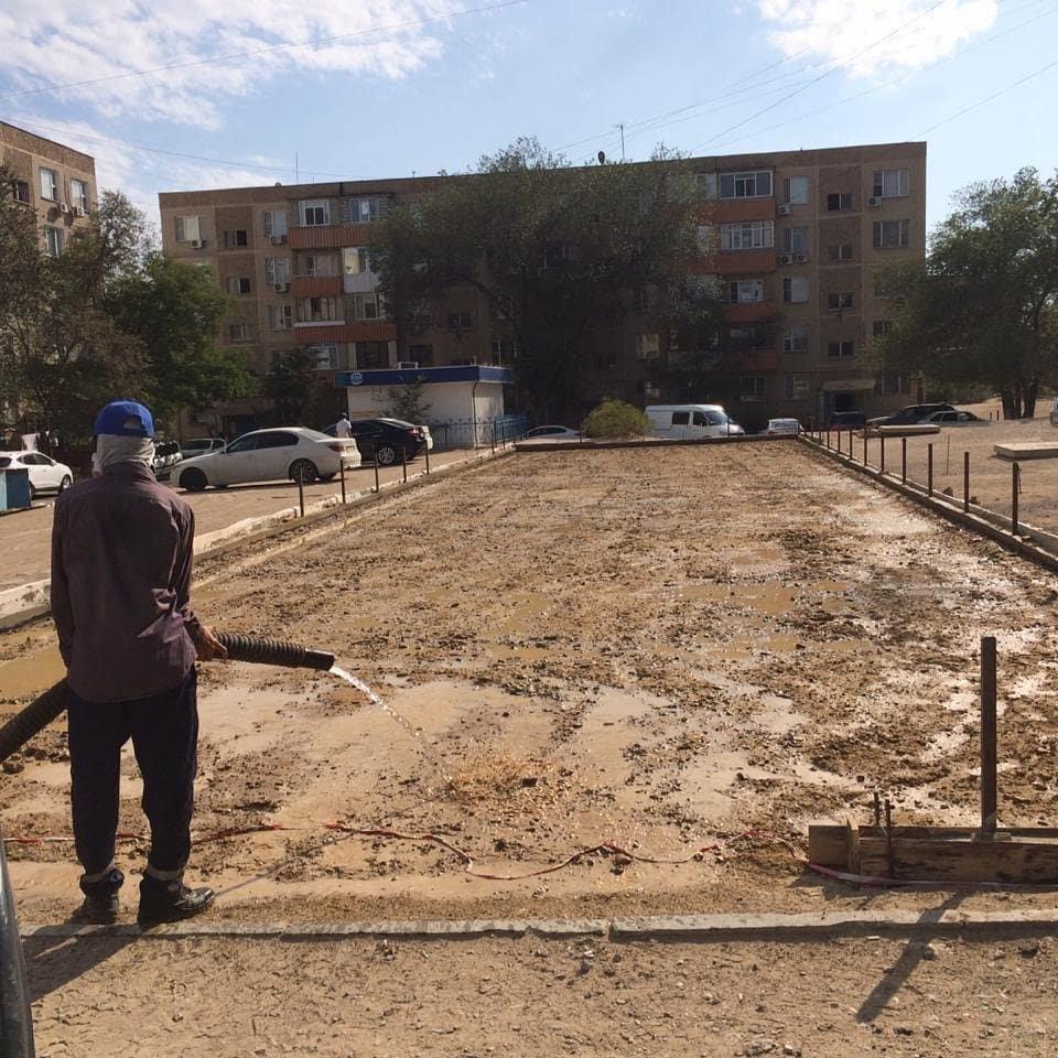 12 детских и спортивных площадок планируют установить в Актау, фото-4