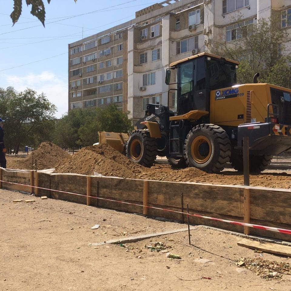 12 детских и спортивных площадок планируют установить в Актау, фото-1