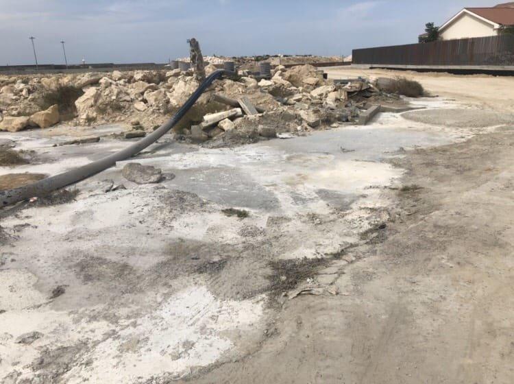 Загадили берег: в Актау строительную компанию «застукали» за вредительством экологии, фото-3