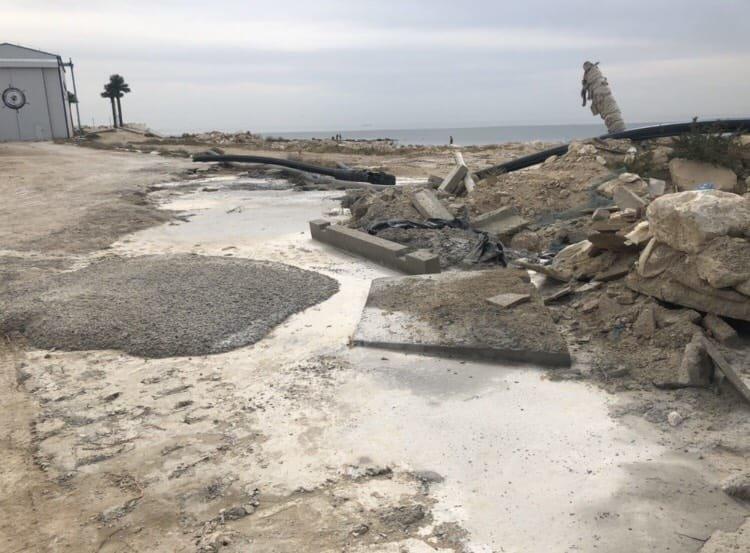 Загадили берег: в Актау строительную компанию «застукали» за вредительством экологии, фото-2