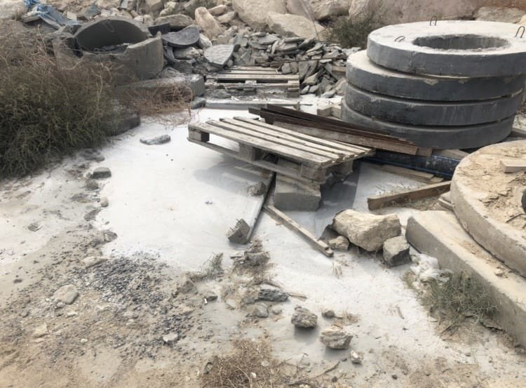 Загадили берег: в Актау строительную компанию «застукали» за вредительством экологии, фото-1