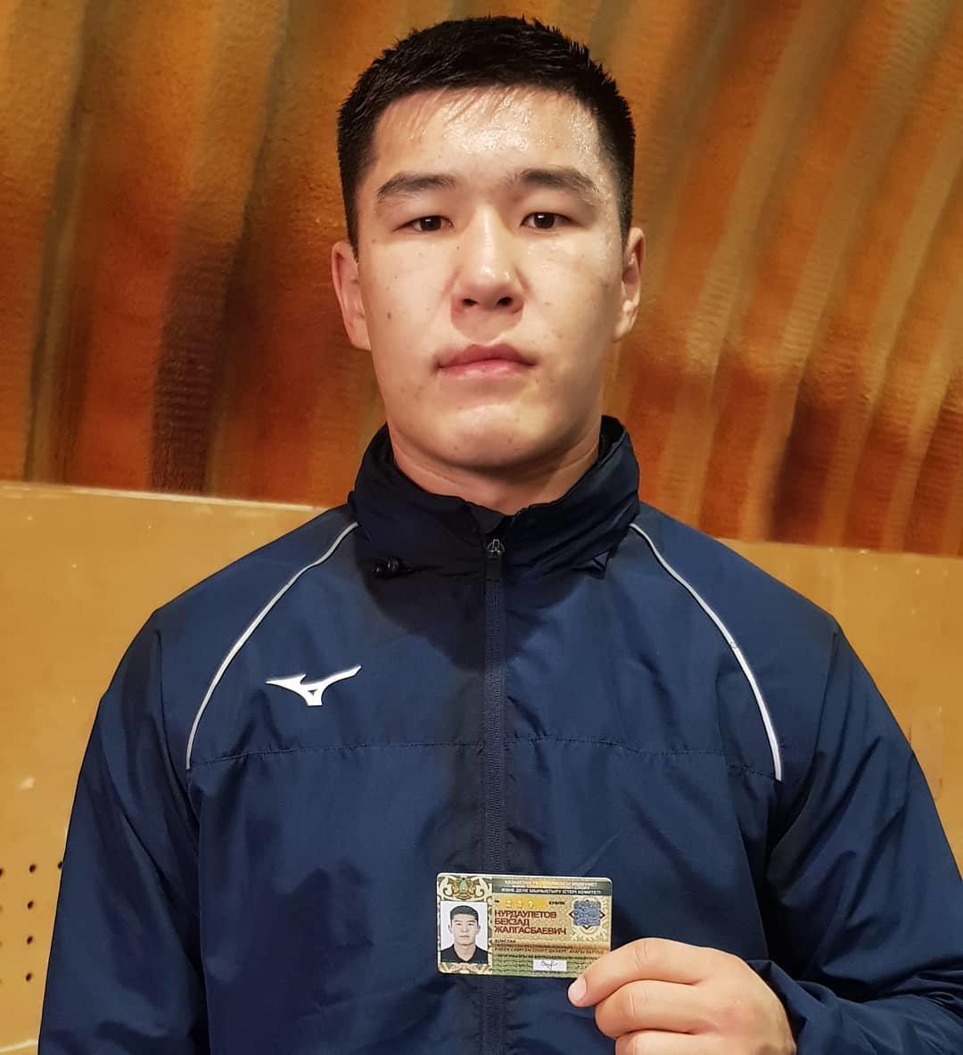 Бекзад Нурдаулетов стал заслуженным мастером спорта, фото-1