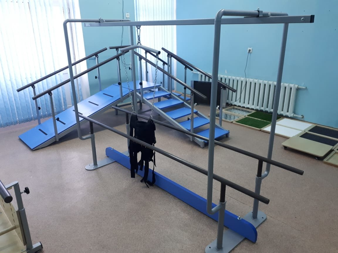 В Актау в областной детской больнице открылось первое отделение реабилитации, фото-7