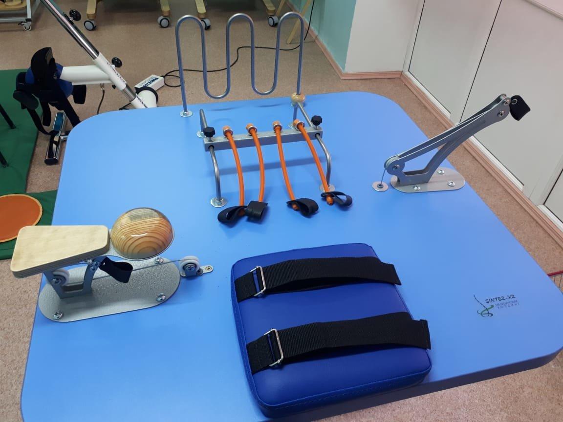 В Актау в областной детской больнице открылось первое отделение реабилитации, фото-12