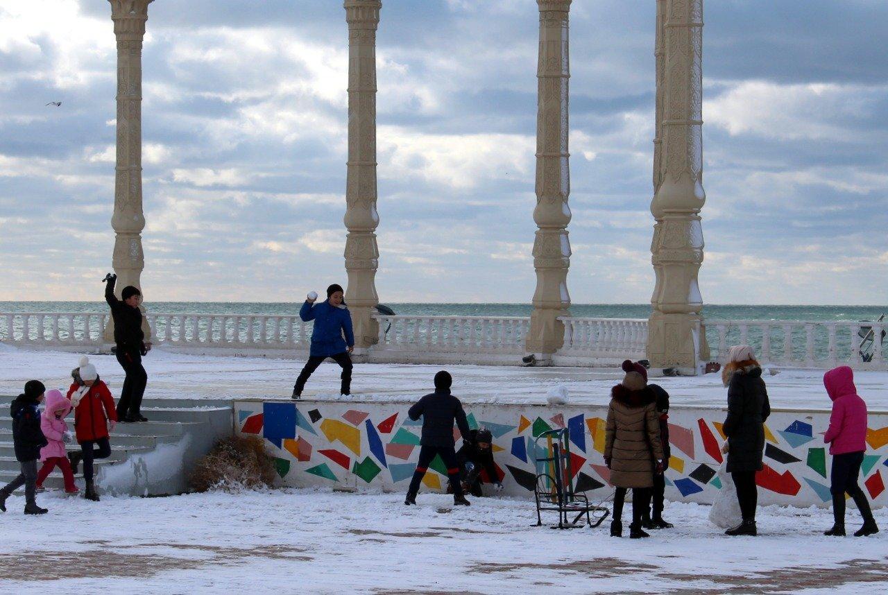 Снежный Актау (ФОТОПОСТ), фото-17