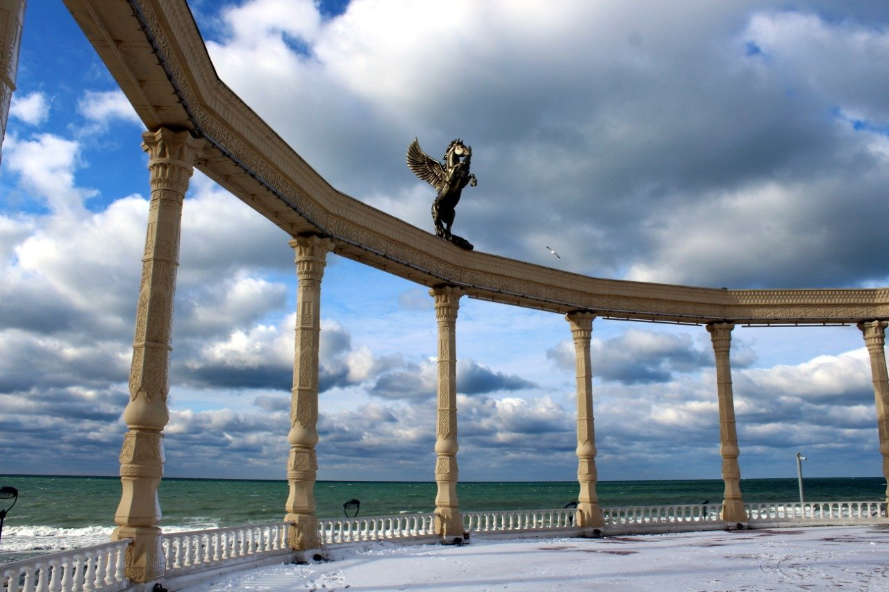 Снежный Актау (ФОТОПОСТ), фото-8