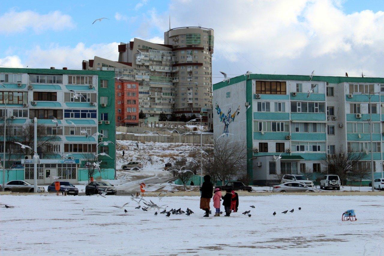 Снежный Актау (ФОТОПОСТ), фото-5