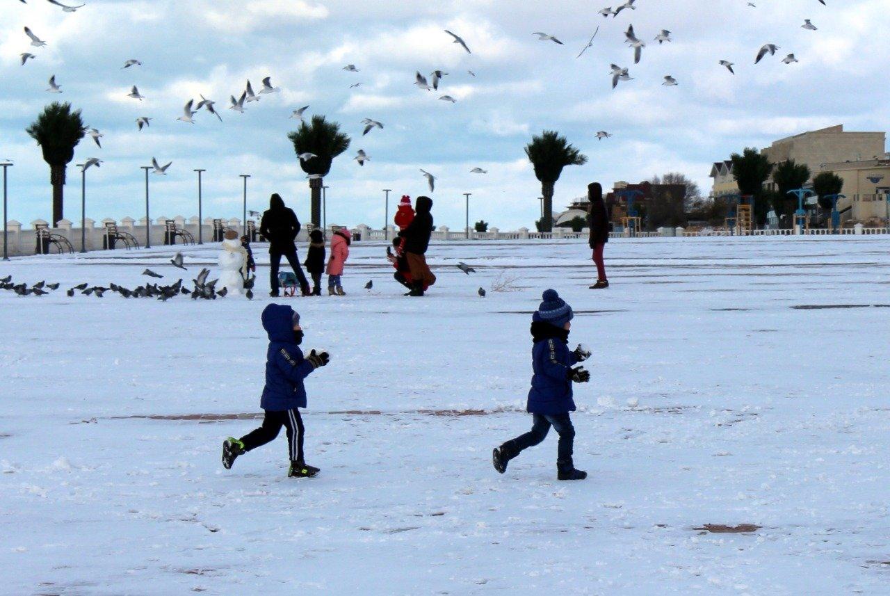 Снежный Актау (ФОТОПОСТ), фото-1