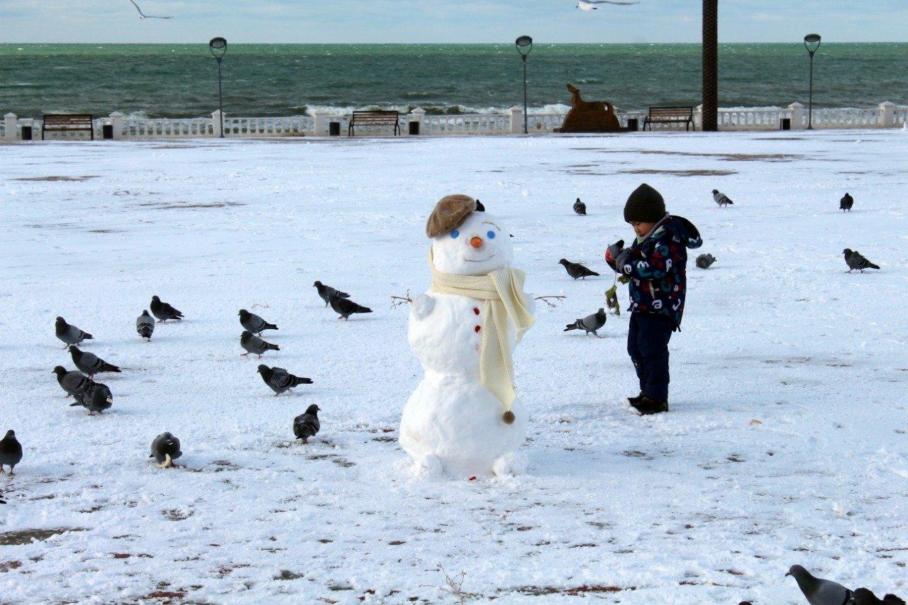 Снежный Актау (ФОТОПОСТ), фото-12