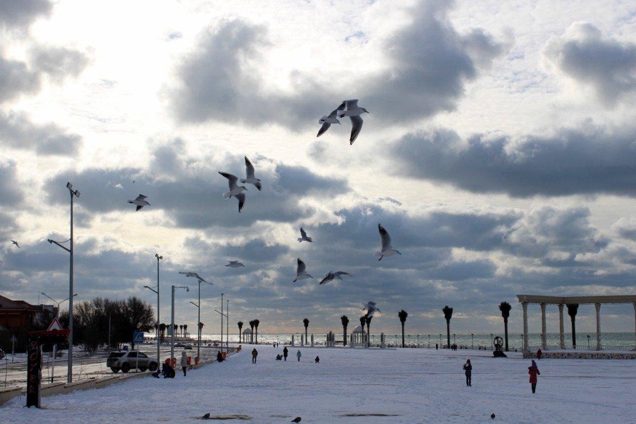 Снежный Актау (ФОТОПОСТ), фото-3
