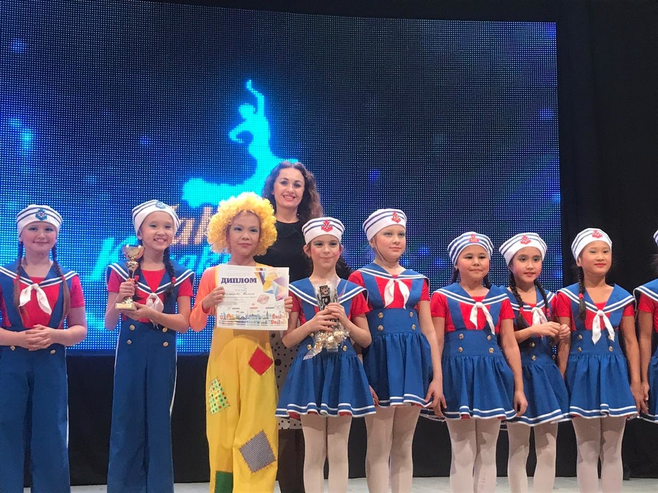 Танцоры из Актау стали обладателями Гран-при международного конкурса, фото-1
