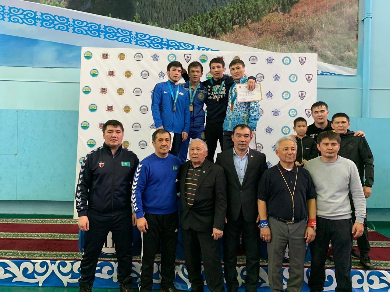 Тяжеловес из Мангистау стал чемпионом Казахстана по греко-римской борьбе, фото-2