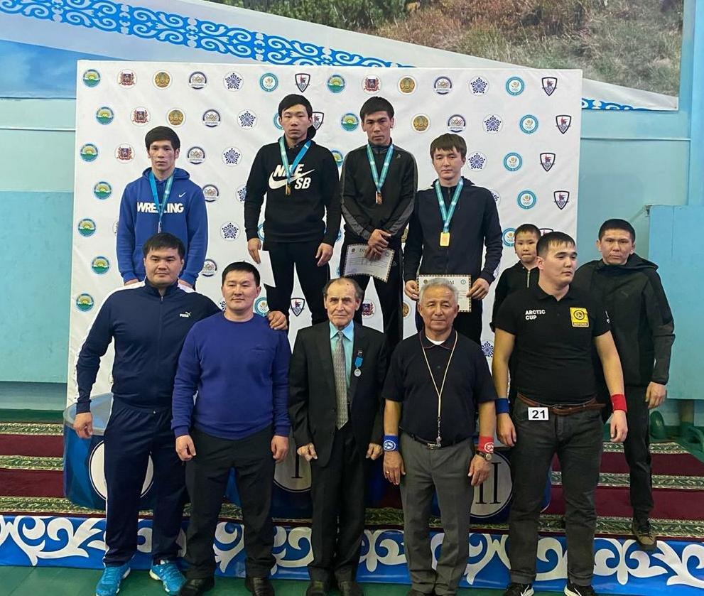 Тяжеловес из Мангистау стал чемпионом Казахстана по греко-римской борьбе, фото-1
