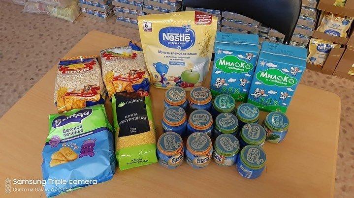 В Актау выдали первые наборы продуктов для детей в рамках АСП, фото-2