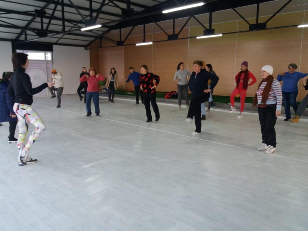 В Актау открылся социальный спортзал для пенсионеров и детей, фото-1