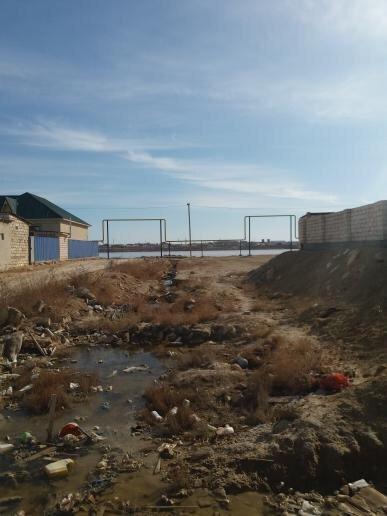 """Жители Мангистау превратили """"Мертвое озеро"""" в помойку, фото-4"""