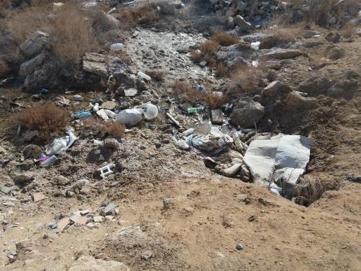 """Жители Мангистау превратили """"Мертвое озеро"""" в помойку, фото-6"""