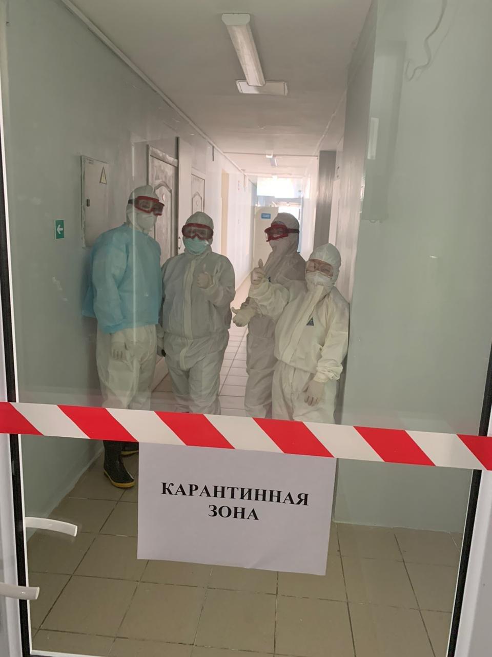 Ляззат Есенгалиева: в Мангистауской области развернуто 135 коек на случай больных COVID-19 , фото-1