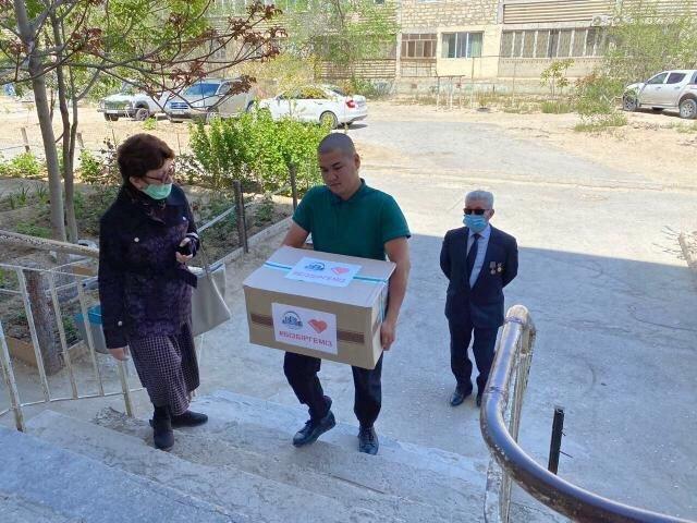 25 нуждающимся семьям в Актау оказали гуманитарную помощь, фото-5