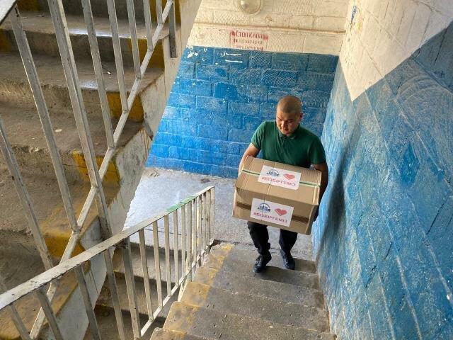 25 нуждающимся семьям в Актау оказали гуманитарную помощь, фото-6