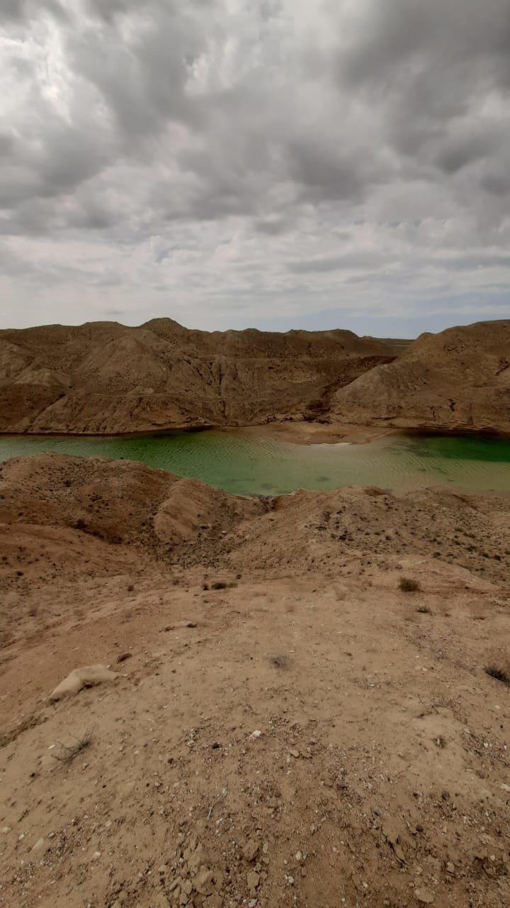 """Озеро у месторождения """"Меловое"""" может представлять опасность для здоровья людей, фото-4"""