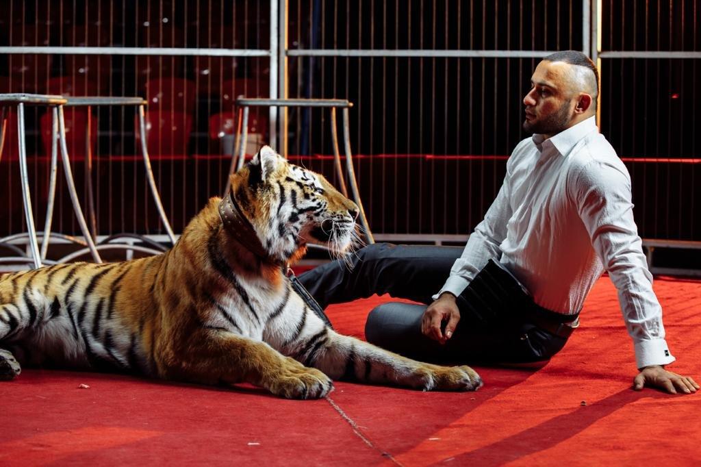 «Сложно, но мы справляемся»: как артисты Московского цирка, застрявшие в Актау, живут в условиях карантина (ФОТО и ВИДЕО), фото-11