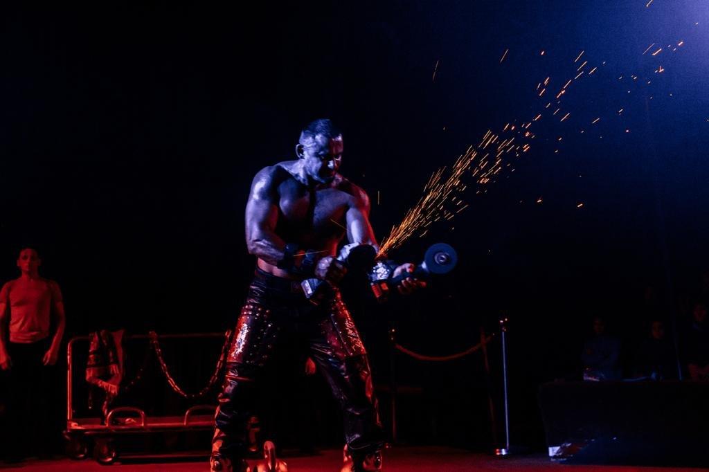«Сложно, но мы справляемся»: как артисты Московского цирка, застрявшие в Актау, живут в условиях карантина (ФОТО и ВИДЕО), фото-9