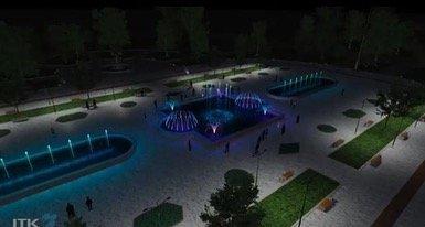 Музыкальный фонтан хотят построить в Жанаозене, фото-5