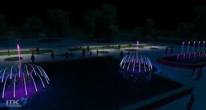Музыкальный фонтан хотят построить в Жанаозене, фото-6