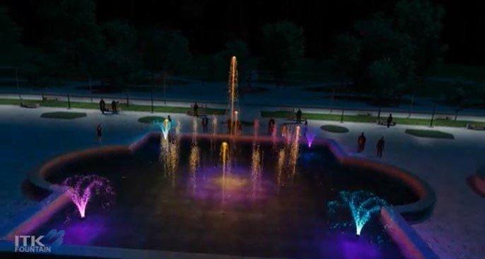 Музыкальный фонтан хотят построить в Жанаозене, фото-7