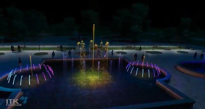 Музыкальный фонтан хотят построить в Жанаозене, фото-8