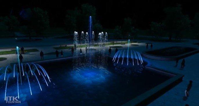 Музыкальный фонтан хотят построить в Жанаозене, фото-9