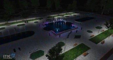 Музыкальный фонтан хотят построить в Жанаозене, фото-2