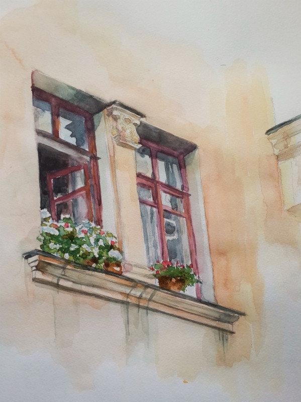 """Подведены итоги конкурса """"Посмотри поскорее в окно..."""" на inAktau.kz, фото-12"""