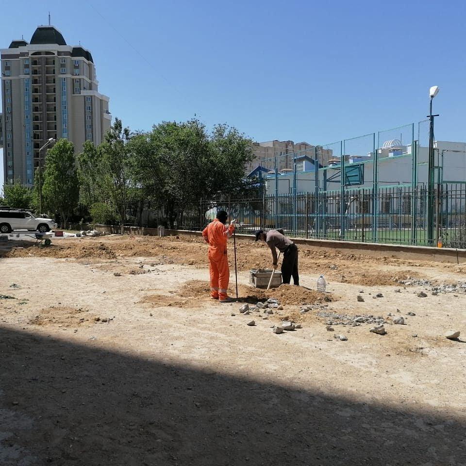 В Актау планируют построить пять спортивных и девять детских площадок, фото-1