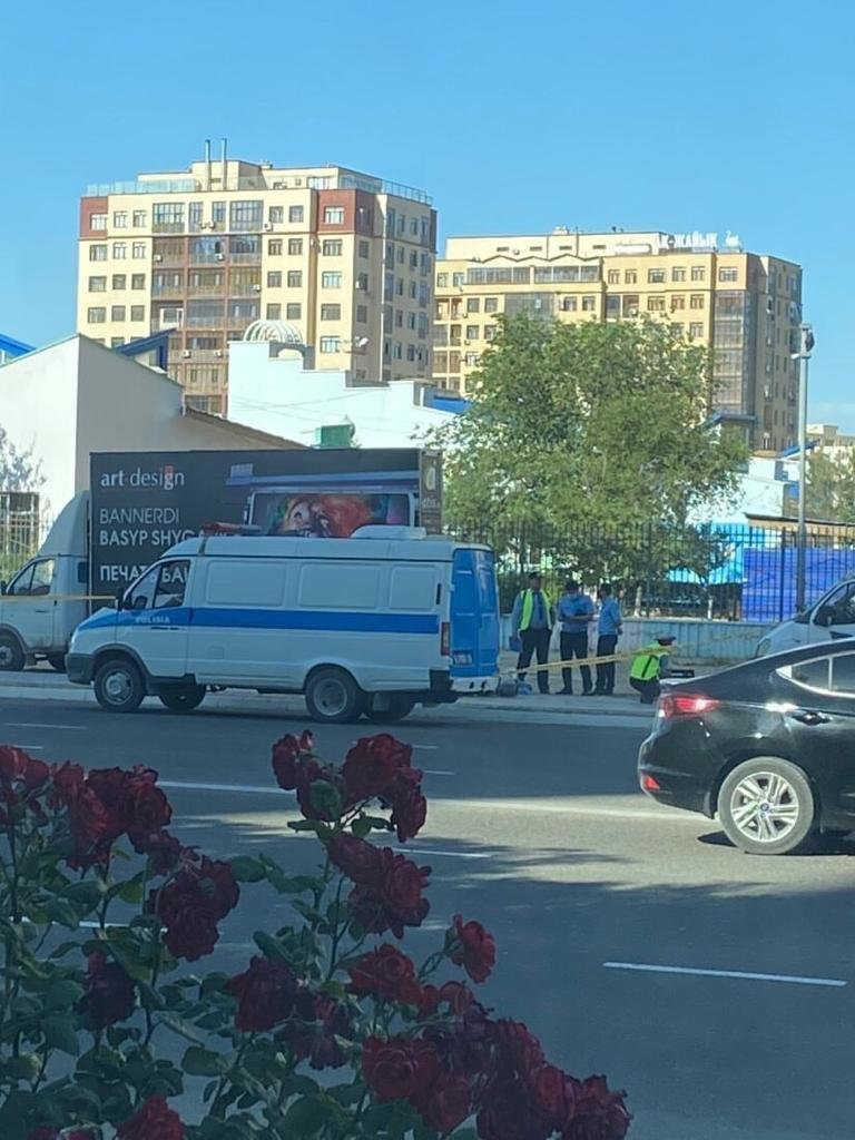 Труп мужчины обнаружили у жилого комплекса в Актау, фото-1