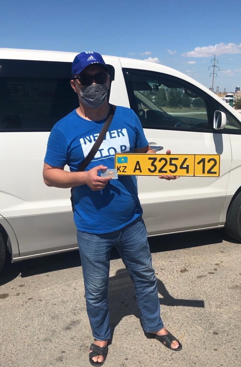 В Мангистауской области завершается срок регистрации «армянских» автомобилей, фото-1