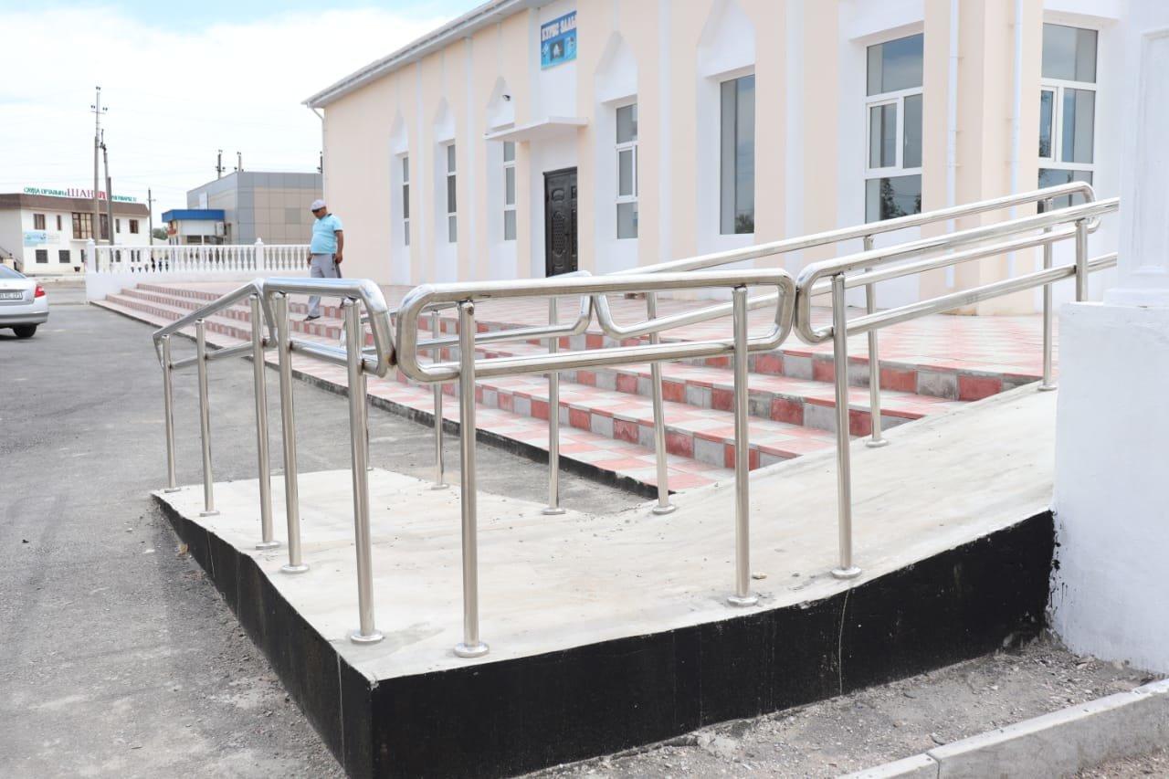В Мангистауском районе отремонтировали спортивные объекты, фото-3