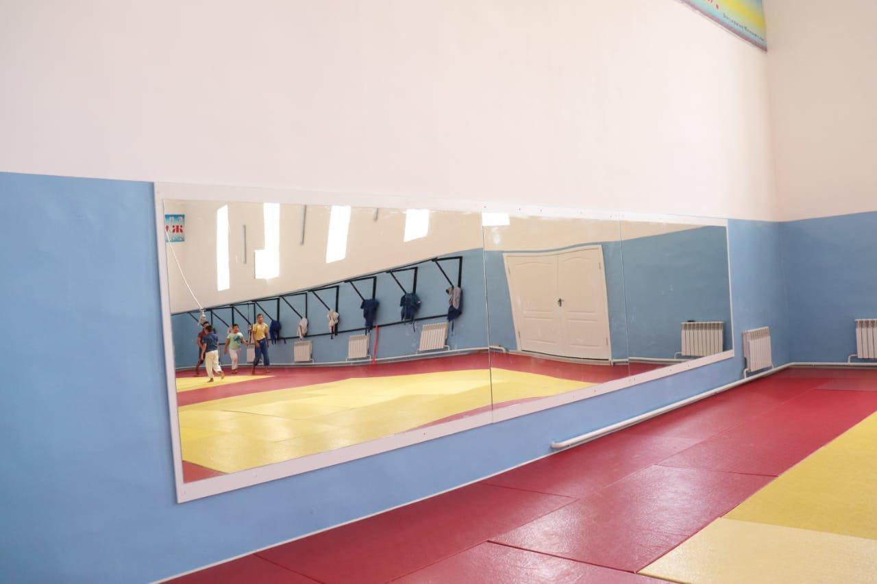 В Мангистауском районе отремонтировали спортивные объекты, фото-2
