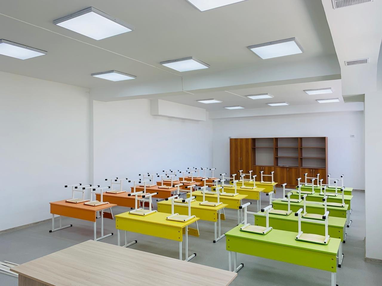 В двух школах Актау провели капитальный ремонт, фото-2