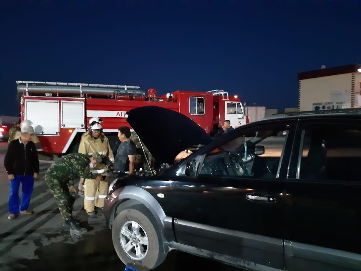 Что сгорело и кого спасали в Мангистау на прошлой неделе, фото-2