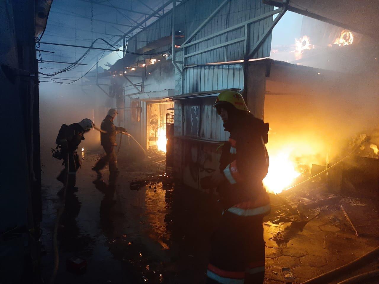 Что сгорело и кого спасали в Мангистау на прошлой неделе, фото-3
