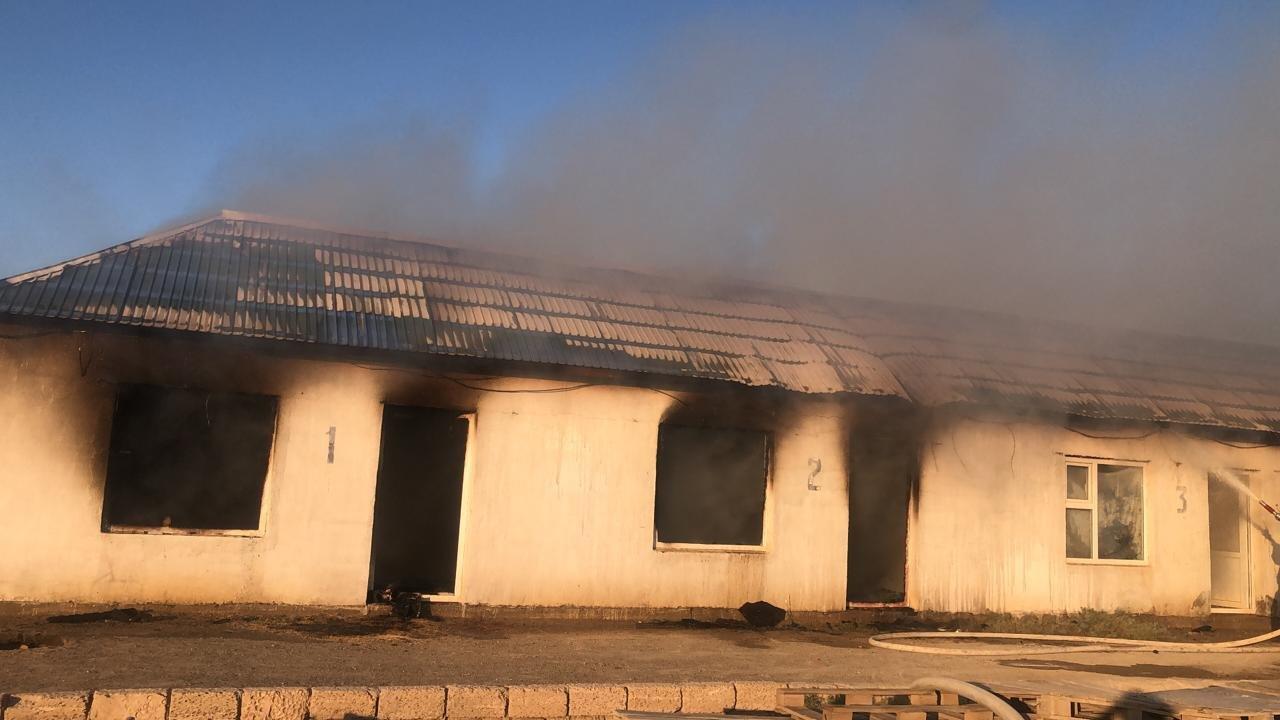 Двух детей и пенсионерку спасли ЧС-ники в Актау на прошлой неделе, фото-2