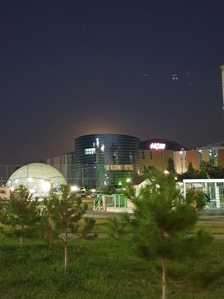 Ночной Актау