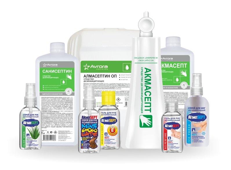 Для жителей Актау: AkmaSEPT - качественные антисептики для всей семьи!, фото-3
