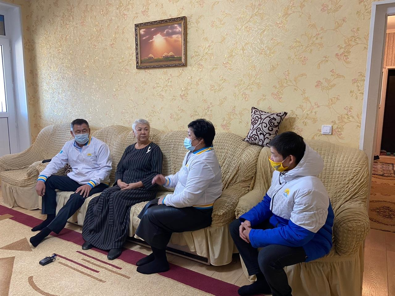 Кандидаты в депутаты продолжают встречаться с населением Мангистауской области , фото-3
