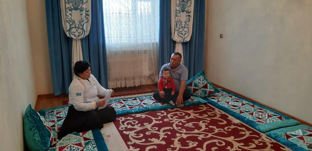 В Жетыбае прошла экспромт-встреча с членами партийных первичных организаций   , фото-1