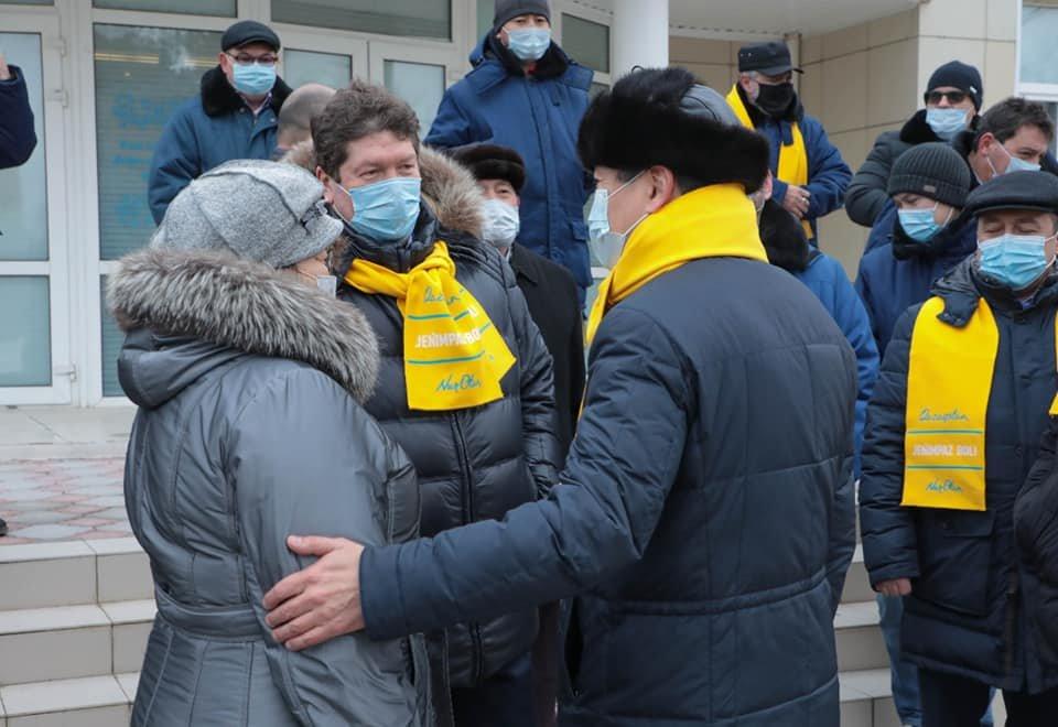 Ежегодную индексацию солидарных пенсий пообещал Nur Otan, фото-2